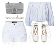 """""""Без названия #1663"""" by sabina-127 ❤ liked on Polyvore featuring LE3NO, Sea, New York, Umbra and Alexander McQueen"""