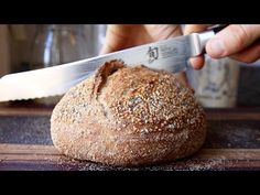 Sourdough Bread -300g Hard Red Spring Wheat FLOUR, 300g BREAD FLOUR, 512g WATER, 63g STARTER, 10g SALT. Seasonings disappear, so use lots if you want flavor-POPPY SEED, DRY ONION, DRY GARLIC FLAKES, SESAME SEEDS-  MIX flour & water, Autolyse(let dough hydrate) 4-5 hrs. Add seasonings, starter & salt pulling & stretching to combine. RISE 18 hrs. Fold/form LOAF. Roll in seasonings. Rise 2 hrs. Dump on parchment, score, bake in HOT Dutch Oven 500*/20 min.covered-450*/20 min UNCOVERED.