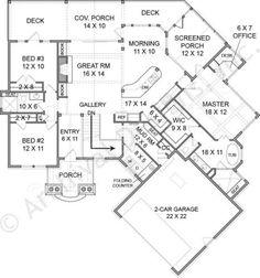 Appalachia Mountain Rustic lake houses Lake house plans and