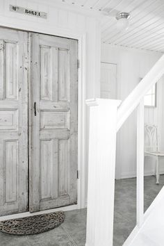 I would love to know how to stain wood and get it this weathered grey colour.