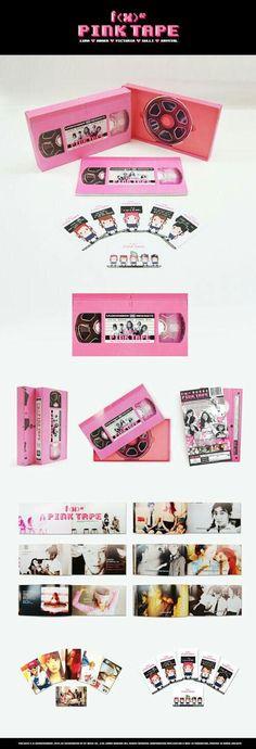 Pink Tape pink album #packaging PD  1613053 양지희: 옛날의 CD앨범은 단순한 사진이 껴진 케이스에 cd만 들어있었지만 요즘은 이렇게 각 가수와 앨범컨셉에 맞게 패키지디자인되어 나온다. 구매욕을 끌어올리고 가수를 표현하는데 장점이있는것같다.