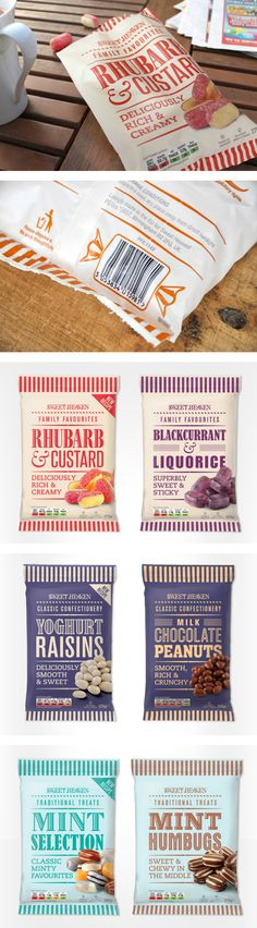 Sweet Heaven Confectionary #packaging