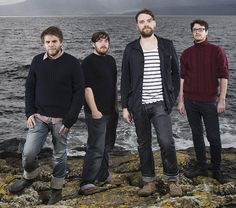 Frightened Rabbit. Scott Hutchison is one of the best lyricists of our generation.