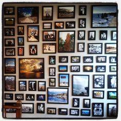 My photowall
