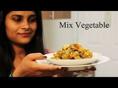 Mix Vegetable Recipe / Restaurant Style Recipe:Indian Curry Recipes / Vegetarian lunch Dinner Recipe