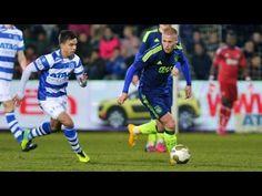 Samenvatting van De Graafschap - Ajax. Na meer dan een jaar blessureleed maakte Viktor Fischer in Doetinchem zijn rentree.