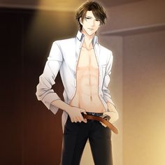 Slaynichiro handsome anime guys, cute anime guys, hot anime boy, an Anime Guys Shirtless, Handsome Anime Guys, Handsome Boys, Hot Anime Boy, Cute Anime Guys, Anime Boys, Jumin X Mc, Got Anime, Estilo Anime