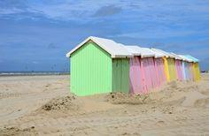 Cabines de bain Berck - Berck (Pas-de-Calais) — Wikipédia