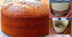 Come fare torte alte con una normale tortiera non è un'impresa impossibile.basta un trucco e avrete torte alte e sofficissime anche senza lo stampo apposta