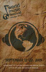 World Music Festival Chicago 2013 Brochure (PDF)