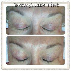 Brow & Lash Tint