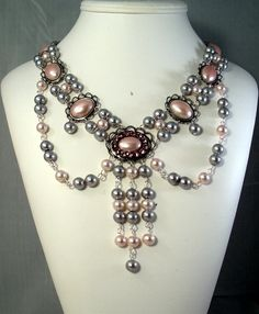Hey, I found this really awesome Etsy listing at https://www.etsy.com/listing/220865199/renaissance-necklace-medieval-necklace