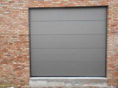 Referenties van uitgevoerde werken door Garagepoorten Wim Vloemans BVBA Sectional Garage Doors, Ral Colours, Contemporary, Modern, Outdoor Decor, Home Decor, House Entrance, Trendy Tree, Decoration Home