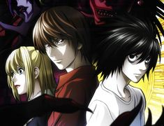 free high resolution wallpaper death note, 2295 kB - Riker Cook