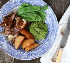 Annabel Langbein Trio of Vegetables Recipe