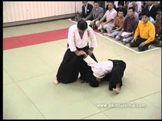 Highlights of Daito-ryu Aikijujutsu Hiden Mokuroku Instructional Video by Katsuyuki Kondo - YouTube