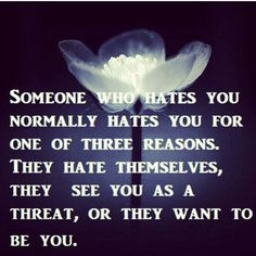 Someone who hates you.