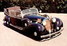 Los coches de la Segunda Guerra Mundial: Episodio 1: Automóviles de la Alemania Nazi - ForoCoches