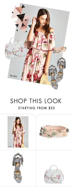 """""""dress"""" by masayuki4499 ❤ liked on Polyvore featuring Tory Burch, Raye and Ted Baker"""