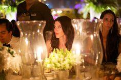 Photos: Danielle Corona and Felipe Echavarria's Wedding in Cartagena – Vogue