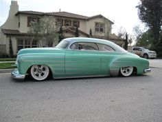 '51 Chevy w Scallops~love tje colors