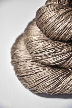 Stony desert OOAK  Silk Yarn Fingering weight by DyeForYarn, €23.50
