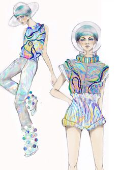 my sketch fashion #psychedelic #realisticland  https://www.facebook.com/pages/Alice-in-realisticland/263810316993640?ref=hl
