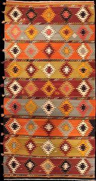 Sivas wool kilim