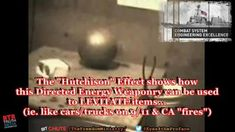"""Directed Energy Weapons - From 9/11 to the CA """"Wildfires"""""""