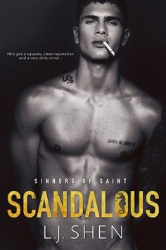 Scandalous (Sinners of Saint Book by L. Love this series! Each of these books in the series seem to get better with richer plotlines and more to love. Good Romance Books, Good Books, Books To Read, My Books, Cersei Lannister, Caballero Andante, Lisa, Forbidden Love, English