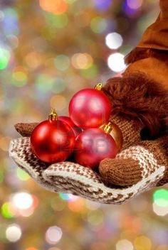 Holding Christmas close....