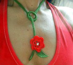 Sidney Artesanato: Duas opções...colar, pulseira