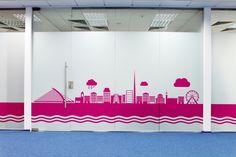 iheartDublin wall graphics | maxi.ie Dublin, Graphics, Wall, Life, Home Decor, Decoration Home, Graphic Design, Room Decor, Walls