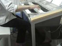【エレクトーン】サザエさんBGMメドレーを弾いてみました - YouTube
