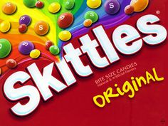 My favorite candies are Skittles! :)