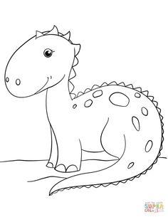 Dinosaur Coloring Pages for Kids. 20 Dinosaur Coloring Pages for Kids. Coloring Pages Print Dinosaur Coloring Dinosaurs Good Free Dinosaur Photo, Dinosaur Images, Dinosaur Pictures, Girl Dinosaur, Cartoon Dinosaur, The Good Dinosaur, Cute Dinosaur, Preschool Dinosaur, Dinosaur Bones