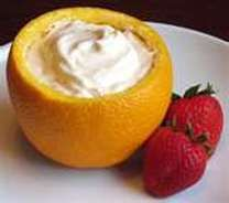 creamsicles , you will love this full of flavor orange fruit dip ...