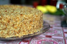 Romanian Food, Romanian Recipes, Cakes And More, Potpourri, Cake Cookies, Vanilla Cake, Kids Meals, Good Food, Sweets