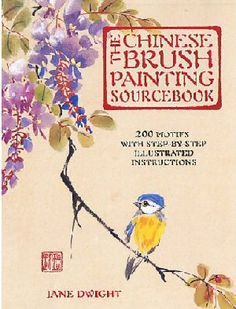 Chinese Brush Painting SourceBook : Book by Jane Dwight This book contains more than 200 exquisite motifs to recreate, from pretty flowers and butterflies to wildlife and scenery. http://www.jacksonsart.com/Art_Departments-A-Z_All_Departments-Books_for_Artists-Painting_and_Drawing_Books-Books_by_Media-Books_on_Chinese_Painting/c2129_2128_498_25062_25177_25184/p23799/Chinese_Brush_Painting_SourceBook_:_Book_by_Jane_Dwight/product_info.html #chinese #brushpainting #book #artmaterials