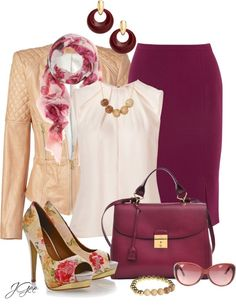 """Leather Jacket 2"" by jgee67 on Polyvore"