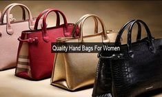 Quality Hand Bags For Women - Women Fashion Bags - MYPROJECTDEALS Leather Shoulder Bag, Shoulder Strap, Ponytail Hairstyles Tutorial, Fashion Bags, Womens Fashion, Kate Spade Purse, Idioms, Casual Bags, Purse Wallet