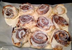 Mindy's Famous Gluten Free Cinnamon Rolls Recipe is an old family favorite, converted to gluten free just by using my gfJules Gluten Free All Purpose Flour!