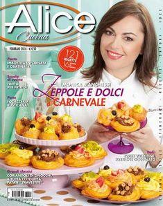 "Cover of ""Alice cucina febb2016"""
