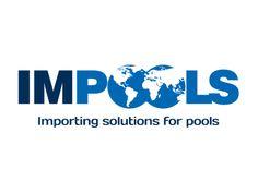 IMPOOLS: Diseñamos y registramos esta marca para una empresa mexicana importadora de equipos y suplementos para albercas que surte a todo el país (México) a través de su red de distribuidores.