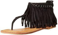 Not Rated Women's Keep The Peace Dress Sandal, Black, 6 M US Not Rated http://www.amazon.com/dp/B00T9JTBO4/ref=cm_sw_r_pi_dp_FVRcxb02WYBNM