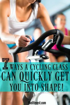 Is cycling better than running and if so, what benefits do you stand to gain? This amazing post explains what you need to know about cycling and how a cycling class can greatly improve your fitness levels. Cycling classes can be very hard and require plenty of lower body strength, which is all the more reason you should start today!