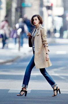 Fall trends | Chic urban styling