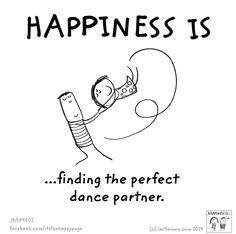 Wanna dance more often sigh!