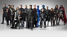 X-Men: Days of Future Past - movie wallpaper #xmen
