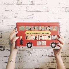 Party bus    Melina Souza - Serendipity <3  #Travel  #Melina Souza  #London